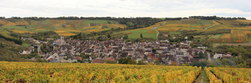 Irancy, one of the most charming villages in France.